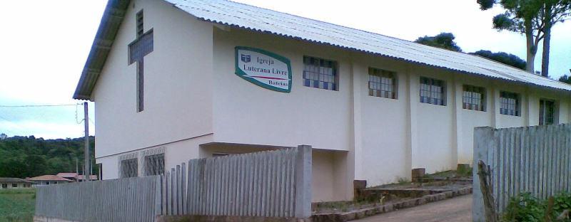 Igreja Bateias